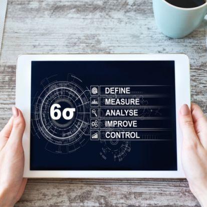 Disruptive Lean Six Sigma Certification